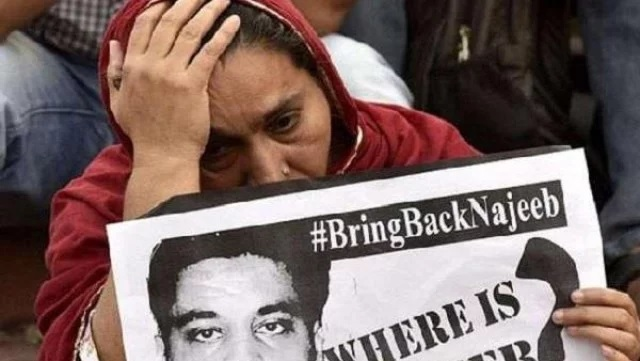 Najeeb Missing Case